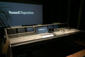 facilities, system 5, audio, post production, sound disposition, mixing, desk, studio, console