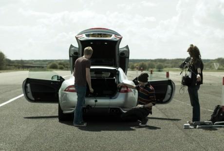 sweeney car sound design